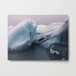 Matanuska Glacier, Alaska - 05 Metal Print