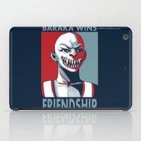 friendship iPad Cases featuring Friendship by Galit Zeierman