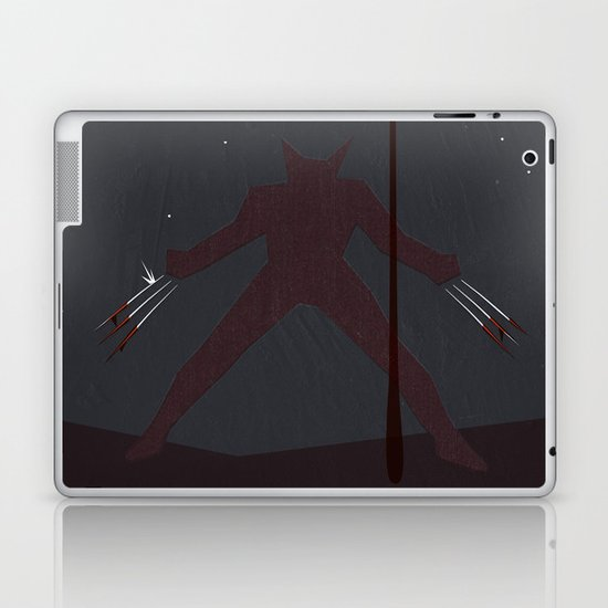 Knives Out Laptop & iPad Skin