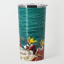 madeira embroidery Travel Mug