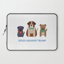 Dogs Against Trump Laptop Sleeve