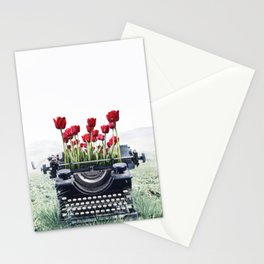 The Poem I Never Wrote Stationery Cards