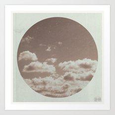 Sky Bound : Three Art Print