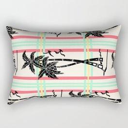 COC'AU- PLAID! Rectangular Pillow
