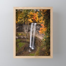 Tew's Falls Framed Mini Art Print