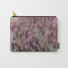 Lavender Stories Carry-All Pouch