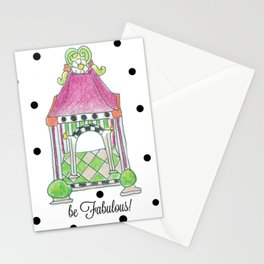 be Fabulous! Stationery Cards