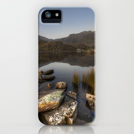 Ogwens Moon iPhone Case