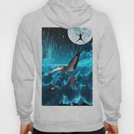 Swimming In The Clouds Hoody