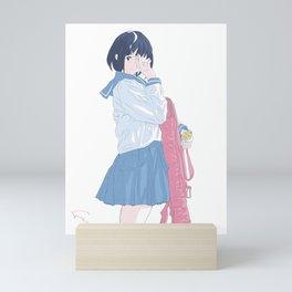 Smoke Signal Mini Art Print