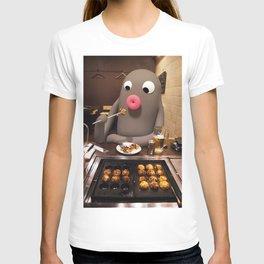 Lars loves  Takoyaki! T-shirt
