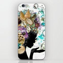 Sea Child iPhone Skin