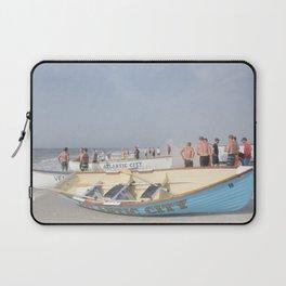 Atlantic City Lifeboats Laptop Sleeve