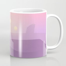 Planetscape #1: Twin Suns Coffee Mug