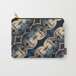 Global Connectivity Unleashed  Carry-All Pouch
