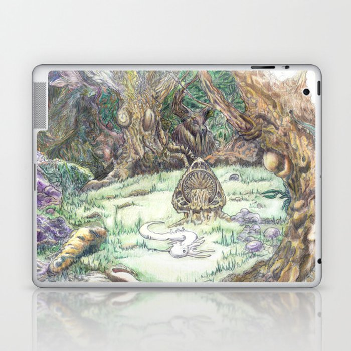 RHX Forest Logo Laptop & iPad Skin