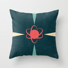 The Institute Throw Pillow