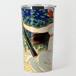 Waterman fountain pens 1919 Travel Mug