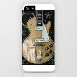 Goldfinger Gretsch iPhone Case
