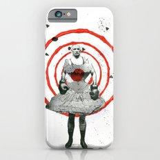 Woman with stones iPhone 6s Slim Case