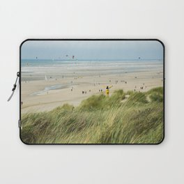 Moment of the beach Laptop Sleeve