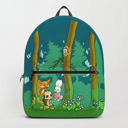 Deep inside the Forest Backpack