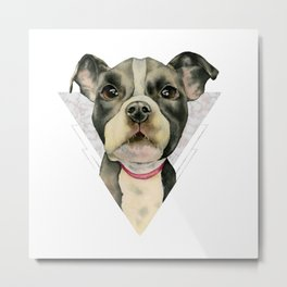Puppy Eyes 2 Metal Print