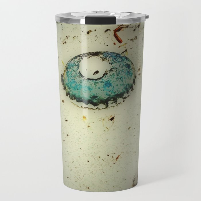 Washed Ashore Travel Mug
