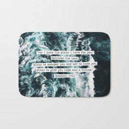 Jeremiah Ocean Bath Mat