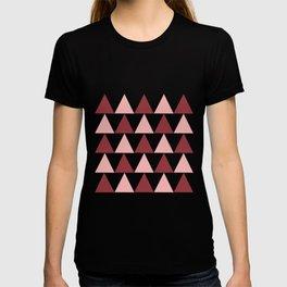 Triangle Pattern #1 T-shirt