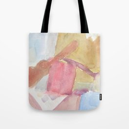 Instrumental Shapes and Cloth Tote Bag