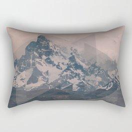Perito Moreno COL Scattered Landscapes Rectangular Pillow