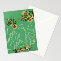 Bottle Collection Stationery Cards