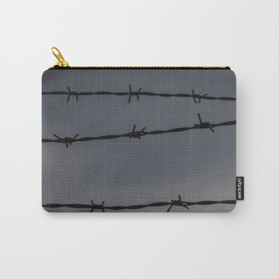 Barb Wire II Carry-All Pouch