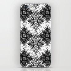Knives Pattern iPhone & iPod Skin