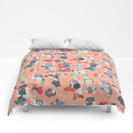 Minibots Comforters