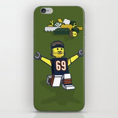 Bears Bricked: Jared Allen iPhone & iPod Skin
