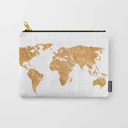 Gold World Carry-All Pouch
