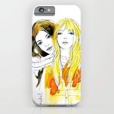 E and Gabrielle iPhone 6 Slim Case