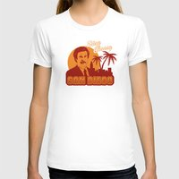 anchorman T-shirts featuring Stay classy San Diego the anchorman by Buby87