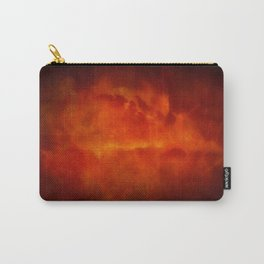 Paradise Fire - Memorial - Fire In The Sky - Clouds Of Fire Carry-All Pouch