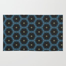 Conceptual skin cells micro texture pattern Rug
