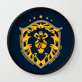 CTR Guild Wall Clock