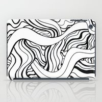 dark souls iPad Cases featuring souls by Elle Major