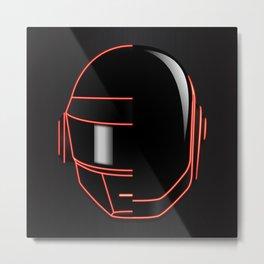 Daft Punk - Alive Metal Print