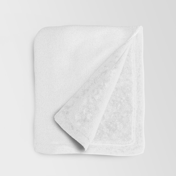 Fresh Air Cocktail Throw Blanket