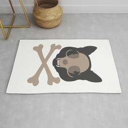 Pirate Kitty Rug