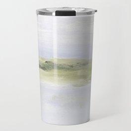 Painting of coastal, beach, ocean Travel Mug
