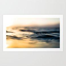 Costa Mesa, Sunset Art Print