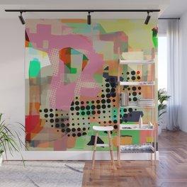 Abstract Painting No. 10 Wall Mural